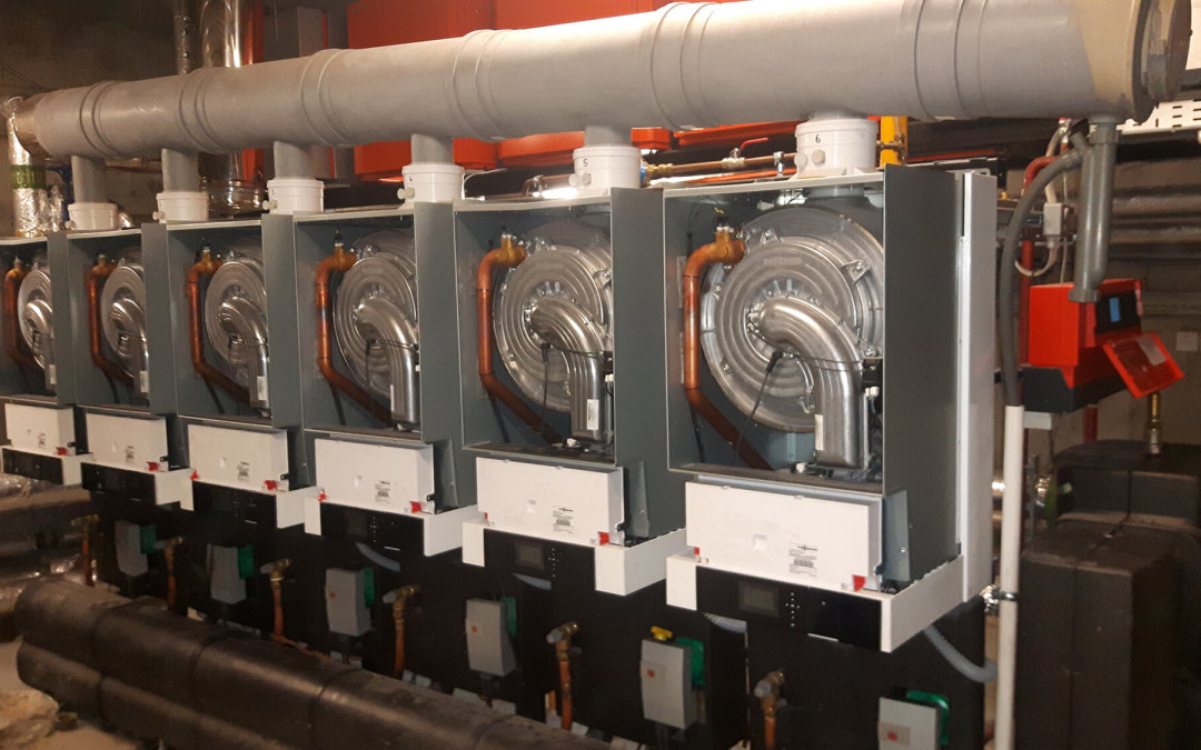 Upgrade of Boiler Plant