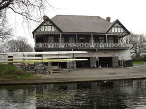 Trinity College Boat Club