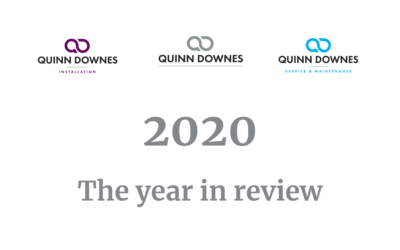 2020 – A year in review